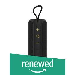 (Renewed) Nu Republic Booyah 2.0 16W RMS(8WX2) X-Bass Wireless Speaker (Black)