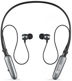 (Renewed) Zoook Rocker ZB-Twist Bluetooth Neckband Stereo Headset with Mic (Black) 64% off