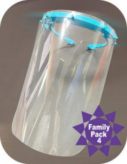 Face Shield - Family Pack 4