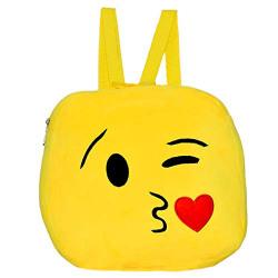 Tinytot Smiley Kids School Bag (Yellow_1)