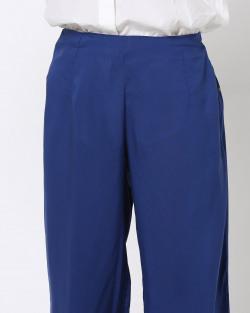 AVAASA MIX N' MATCH Cropped Mid-Rise Pants