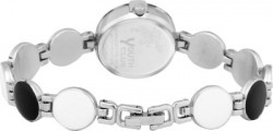 Youth Club Ultimate Little White 0055 Analog Watch  - For Women