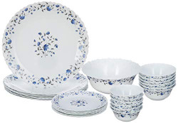 Borosil dinner sets up to 50% off