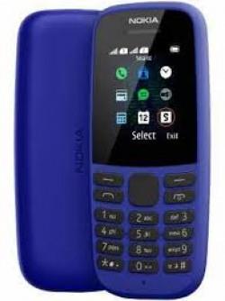 Nokia 105 (Blue) Dual SIM