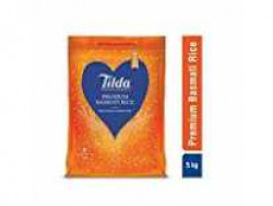 [Pantry] Tilda Premium Basmati Rice, 5kg Rs.425 @ Amazon