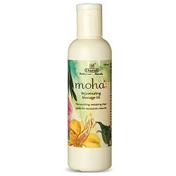 moha: Rejuvenating Massage Oil, 100ml