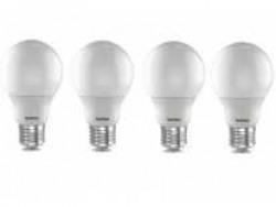 Wipro 9 W Standard E27 LED Bulb (White, Pack of 4) at Rs.410 @ Flipkart