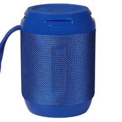 ROXO TG 129C Wireless Bluetooth Speaker,TWS Support,USB and Memory Card Support (Blue)