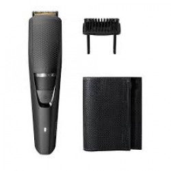Philips Series 3000 BT3215/15 Corded and Cordless Beard Trimmer for Men (Black)