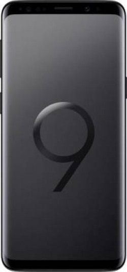 Samsung Galaxy S9 (Midnight Black, 64 GB)  (4 GB RAM)