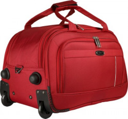 Thames Vision Expandable  Cabin Luggage - 22 inch(Red)