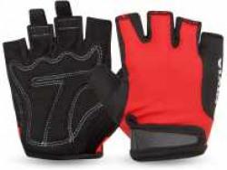 Nivia Rider Gym & Fitness Gloves(Black) Rs.129 @ Flipkart