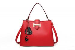 Diana Korr Women's Handbag (Red)