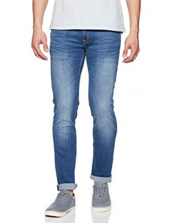 Lee Men's Andrew Skinny Fit Jeans (8907222675837_L179292481KE036033_36W x 33L_Blue)