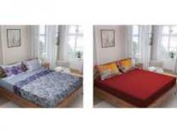 Flipkart Perfect Homes Bedsheets Upto 54% off From Rs. 619 @ Flipkart