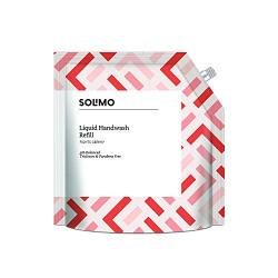 Amazon Brand - Solimo Antibacterial Handwash Liquid Refill- 1500 ml