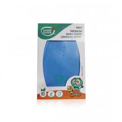 Buddsbuddy Premium Baby Food Grinding Bowl,6m+ (Blue)