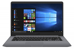ASUS VivoBook X510QA-EJ201T AMD Quad Core A12-9720P 15.6-inch FHD Thin and Light Laptop (8GB RAM/512GB NVMe SSD/Windows 10/Integrated Graphics/FP Reader/1.70 kg), Grey