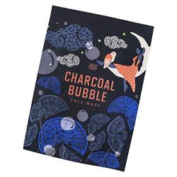 Chumbak Charcoal Bubble Korean Face Mask