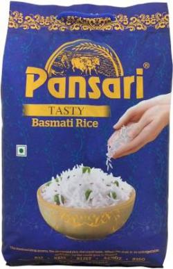 Pansari Tasty Basmati Rice (Broken Grain)  (5 kg)