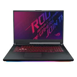 ASUS ROG Strix G G731GT 17.3  FHD Gaming Laptop GTX 1650 4GB Graphics (Core i5-9300H 9th Gen/8GB RAM/512GB PCIe SSD/Windows 10/Black/2.85 Kg), G731GT-AU041T