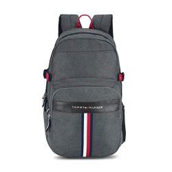 Tommy Hilfiger 29 Ltrs Black Laptop Backpack (TH/ANDROIDLAP01)