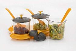 Groter Revolving Spice Racks - Multicolour