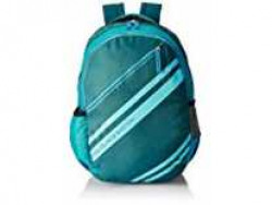 United Colors of Benetton 34 Ltrs Green School Backpack at Rs. 599 @Amazon