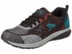 Axia Men's Galaxy-14 Black Running Shoes-7 UK (41 EU) (1011/GALAXY-14) Rs.299 @ Amazon