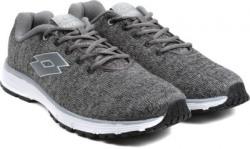 Lotto NEWBEAT LIGHT GREY RUNNING SHOES For MEN 6 Running Shoes For Men(Grey)