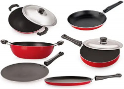 Nirlon Non-Stick Kitchen Cooking Combo Utensils Gift Set