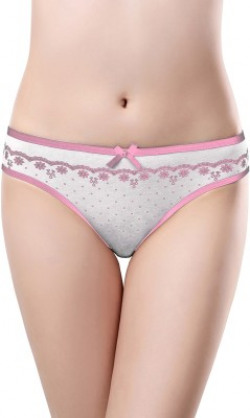 DealSeven Fashion Women Hipster Multicolor Panty(Pack of 1)