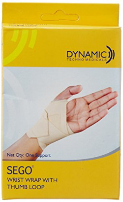 Sego Wrist Wrap With Thumb Loop