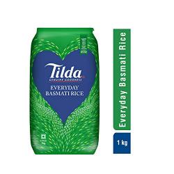 Tilda Everyday Basmati Rice, 1kg