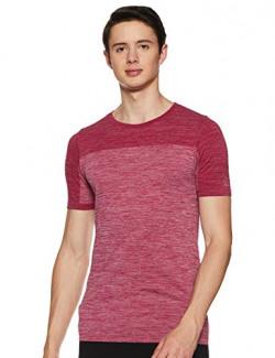 Undercolors of Benetton Men's Solid Regular Fit T-Shirt (T26DI902_Grey_S)
