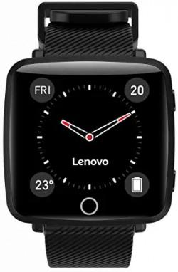 3.1 out of 5 stars  47 Reviews Lenovo Carme HW25P Smartwatch Black 30% off
