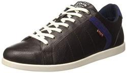 Levis Men's LOCH Derby Brown Sneakers-6.5 UK/India (40 EU)(38110-0032)