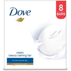 DOVE Cream Beauty Bathing Bar(8 x 100 g)