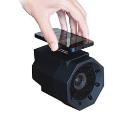 Swiss Military MUS3 Wireless Induction Speaker (Black)