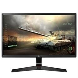 LG 60.96 cm (24 inch) Gaming Monitor - 1ms, 75Hz, AMD Freesync, Full HD, IPS Panel with VGA, HDMI, Display Port, 24MP59G (Black)