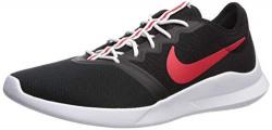 Nike Men's VTR Black/White/University Red Sneakers-9 UK (AT4209)