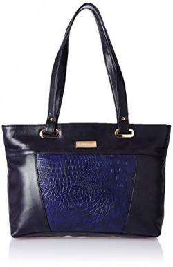 Nelle Harper Women's Shoulder Bag (Dark Blue) (Numbers 1)