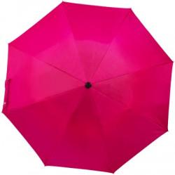 Flipkart SmartBuy 2 fold Auto Open Polyester Umbrella(Pink)