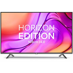 MI TV 4A Horizon Edition 108cm (43 inches) Full HD Android LED TV (Black)