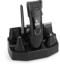 Beardo PR3058/59 Runtime: 45 min Multi Purpose Trimmer for Men(Black)