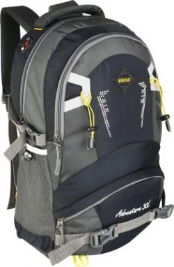 MTROCRAFT Walker Office Backpack 30 L Laptop Backpack(Blue)