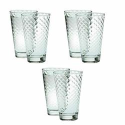Yera Glass Tumbler - 6 Piece, Transparent, Clear, 315ml