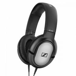 (Renewed) Sennheiser HD 206 507364 Headphones (Silver)