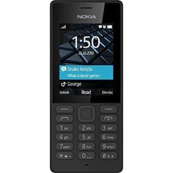(Renewed) Nokia 150 (Dual SIM, Black)
