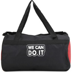proera Red & Black We Can Do It(Red, Messenger Bag)